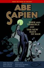 Couverture de l'album ABE SAPIEN Tome #3 Dark and Terrible and the New Race of Man