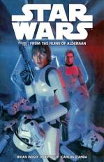 Couverture de l'album STAR WARS (VO) Tome #2 From the Ruins of Alderaan