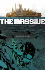 Couverture de l'album THE MASSIVE (VO) Tome #2 Subcontinental