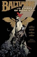 Couverture de l'album BALTIMORE Tome #4 Chapel of Bones