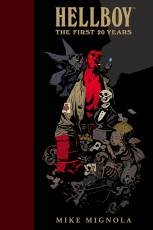 Couverture de l'album HELLBOY The first 20 years