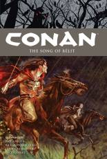 Couverture de l'album CONAN (VO) Tome #16 The song of Belit