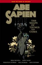 Couverture de l'album ABE SAPIEN Tome #4 The shape of things to come