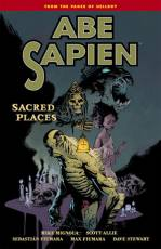 Couverture de l'album ABE SAPIEN Tome #5 Sacred Places