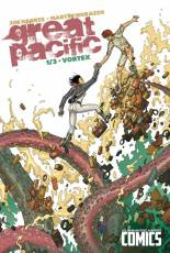 Couverture de l'album GREAT PACIFIC (VF) Tome #1 Vortex