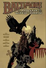 Couverture de l'album BALTIMORE Tome #5 The Apostle and the Witch of Harju