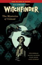 Couverture de l'album WITCHFINDER Tome #3 The Mysteries of Unland