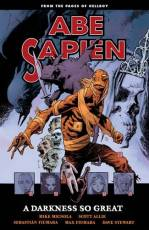 Couverture de l'album ABE SAPIEN Tome #6 A Darkness so great