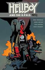 Couverture de l'album HELLBOY AND THE B.P.R.D. 1952