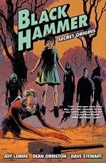 Couverture de l'album BLACK HAMMER (VO) Tome #1 Secret origins