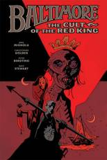 Couverture de l'album BALTIMORE Tome #6 The Cult of the Red King