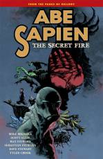 Couverture de l'album ABE SAPIEN Tome #7 The Secret Fire