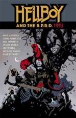 Couverture de l'album HELLBOY AND THE B.P.R.D. 1953