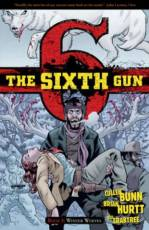 Couverture de l'album THE SIXTH GUN Tome #5 Winter Wolves
