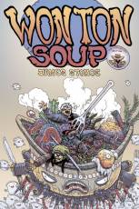 Couverture de l'album WONTON SOUP Tome #Int. Wonton Soup Collection