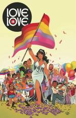 Couverture de l'album LOVE IS LOVE Love is love