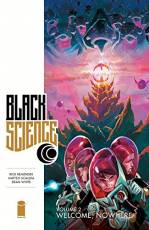 Couverture de l'album BLACK SCIENCE (VO) Tome #2 Welcome, Nowhere