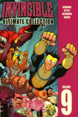 Couverture de l'album INVINCIBLE ULTIMATE COLLECTION Tome #9 Volume 9