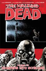 Couverture de l'album VO THE WALKING DEAD Tome #23 Whispers Into Screams