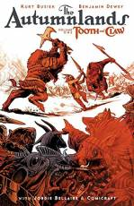 Couverture de l'album THE AUTUMNLANDS (VO) Tome #1 Tooth & Claw