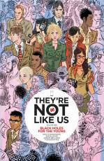 Couverture de l'album THEY'RE NOT LIKE US Tome #1 Black holes for the young