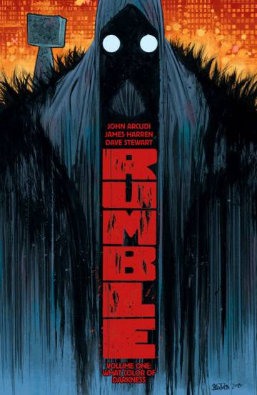Couverture de l'album RUMBLE Tome #1 What color of darkness