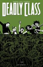 Couverture de l'album DEADLY CLASS (VO) Tome #3 The snake pit