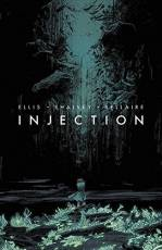 Couverture de l'album INJECTION Tome #1 Volume 1