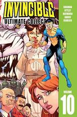 Couverture de l'album INVINCIBLE ULTIMATE COLLECTION Tome #10 Volume 10
