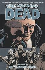 Couverture de l'album THE WALKING DEAD (VO) Tome #25 No Turning Back