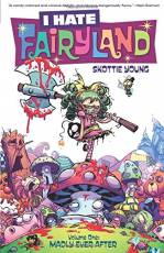 Couverture de l'album I HATE FAIRYLAND Tome #1 Madly ever after