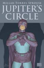 Couverture de l'album JUPITER'S CIRCLE Tome #2 Book two