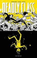 Couverture de l'album DEADLY CLASS (VO) Tome #4 1988 - Die for me