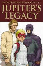 Couverture de l'album JUPITER'S LEGACY Tome #2 Book Two