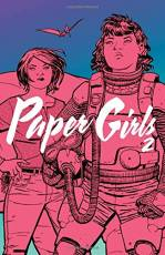 Couverture de l'album PAPER GIRLS (VO) Tome #2 Volume 2