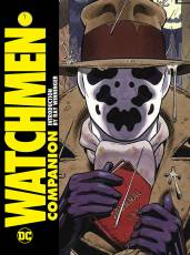 Couverture de l'album WATCHMEN COMPANION Watchmen Companion