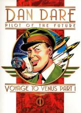 Couverture de l'album DAN DARE, PILOT OF THE FUTURE Tome #1 Voyage to Venus part 1