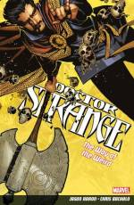 Couverture de l'album DOCTOR STRANGE Tome #1 The Way of the Weird