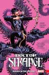 bande-dessinée, DOCTOR STRANGE #3, Blood of the Aether