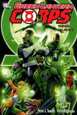 Couverture de l'album GREEN LANTERN CORPS Tome #3 Ring Quest