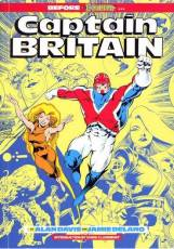 Couverture de l'album CAPTAIN BRITAIN Before Excalibur