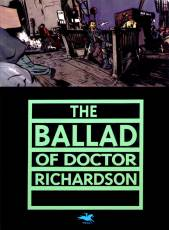 Couverture de l'album THE BALLAD OF DOCTOR RICHARDSON The Ballad of Doctor Richardson