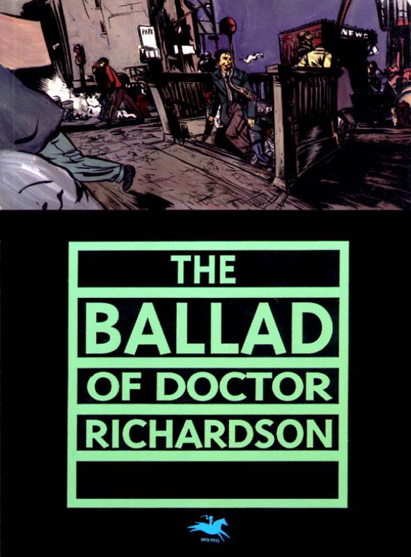 The Ballad of Doctor Richardson (1993) 9781882402182-large-the-ballad-of-doctor-richardson-the-ballad-of-doctor-richardson
