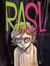 Couverture de l'album RASL Tome #3 Romance at the speed of light