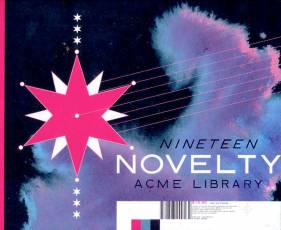 Couverture de l'album ACME NOVELTY LIBRARY Tome #19 Nineteen