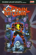 Couverture de l'album CAPTAIN BRITAIN Tome #2 A hero reborn