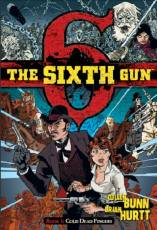 Couverture de l'album THE SIXTH GUN Tome #1 Cold Dead Fingers