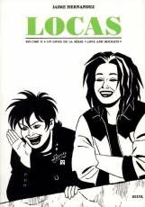 Couverture de l'album LOVE AND ROCKETS Tome #3 Locas, volume 2