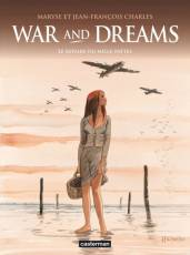 Couverture de l'album WAR AND DREAMS Tome #3 Le repaire du mille-pattes