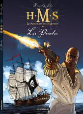 Couverture de l'album H.M.S. Tome #5 Les pirates